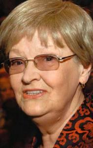 Нина Гребешкова -