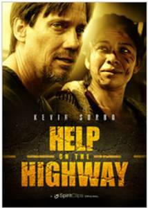 Помощь на шоссе (видео) 2014