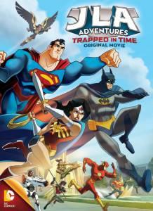 Лига Справедливости: В ловушке времени (видео) 2014