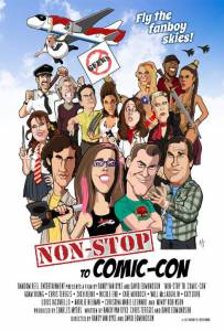 Non-Stop to Comic-Con 2016