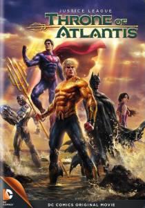 Лига Справедливости: Трон Атлантиды (видео) 2015