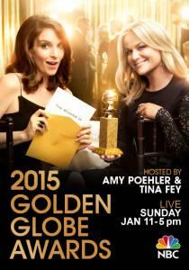 72-я церемония вручения премии «Золотой глобус» (ТВ) 2015