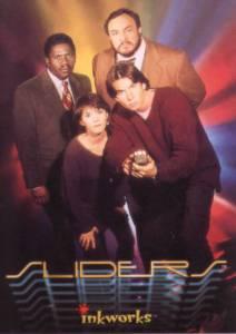Параллельные миры (сериал 1995 – 2000) 1995 (5 сезонов)