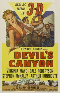 Каньон дьявола 1953