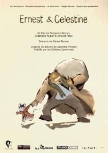 Эрнест и Селестина: Приключения мышки и медведя 2012