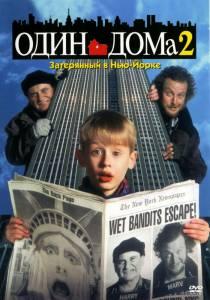 Один дома 2: Затерянный в Нью-Йорке 1992