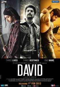 Дэвид 2013