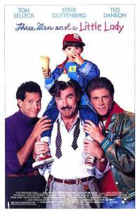 Трое мужчин и маленькая леди 1990