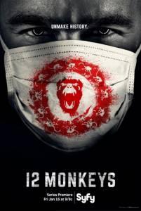 12 обезьян (сериал 2015 – ...) 2015 (2 сезона)
