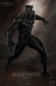 Чёрная Пантера 2018