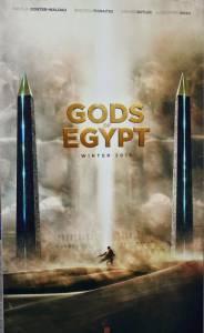 Боги Египта 2016
