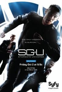 Звездные врата: Вселенная (сериал 2009 – 2011) 2009 (2 сезона)