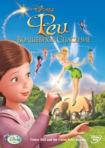 Феи: Волшебное спасение (видео) 2010