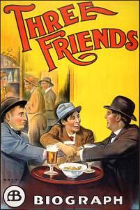 Три друга 1913