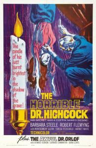 Ужасный секрет доктора Хичкока 1962