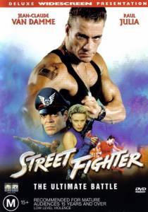 Уличный боец 1994