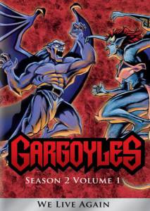Гаргульи (сериал 1994 – 1996) 1994 (2 сезона)