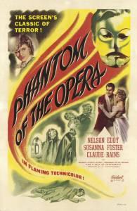 Призрак оперы 1943