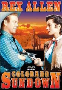 Закат в Колорадо 1952