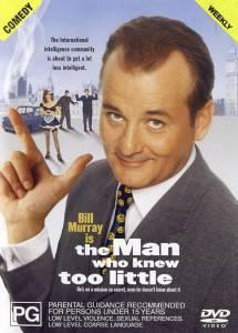 Человек, который слишком мало знал 1997