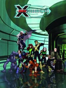 Люди Икс: Эволюция (сериал 2000 – 2003) 2000 (4 сезона)