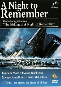 Гибель «Титаника» 1958