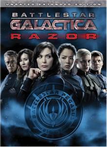 Звездный крейсер Галактика: Лезвие (ТВ) 2007